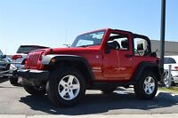 2012 Jeep Wrangler Only 43,000km & AUTOMATIC