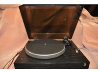 AR Record deck fitted with a Linn K5 mm cartridge,