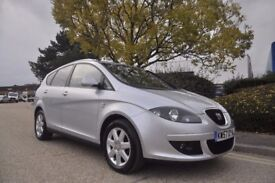 2008 SEAT ALTEA XL STYLANCE 1.8TFSI 6 SPEED MANUAL