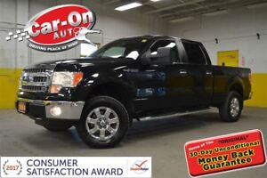 2014 Ford F-150 XTR 5.0L 4X4 CREW LEATHER TAILGATE STEP REAR CAM