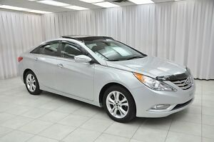 2013 Hyundai Sonata LIMITED SEDAN w/ BLUETOOTH, HEATED LEATHER,