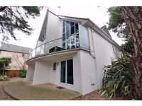 SANDBANKS: Fully furnished, four bedroom terraced house with easy access to the beach