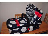 Cosatto Giggle 2 OH LA LA Pushchairs/Pram/Car seat -Used, Good Condition