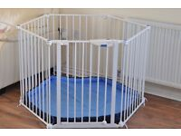 Lindam Playpen (Hardly Used)