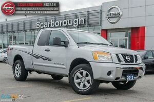 2012 Nissan Titan SV-ACCIDENT FREE AND WELL OPTIONED!!!!!