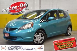 2013 Honda Fit AUTO A/C CRUISE BLUETOOTH