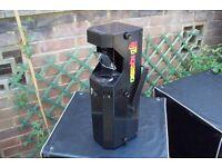 NJD IQ250 Scanner Lighting Effect