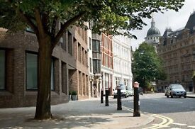 5 Person Office For Rent In London EC1A | £127 p/w | Flexible Terms