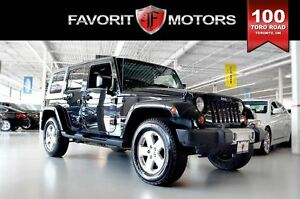 2009 Jeep WRANGLER UNLIMITED Sahara TRAIL RATED 4X4 | HARD TOP
