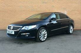 Cheapest Vw passat cc 2011 bluemotion 170bhp