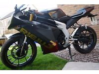 Rieju RS3 2011 like derbi aprilia rs50 RS 50 yamaha tzr