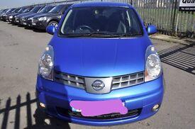 Nissan Note 1.6 16v Tekna 5dr automatic
