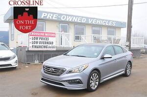 2016 Hyundai Sonata Limited - Leather - Navigation - Panoramic R