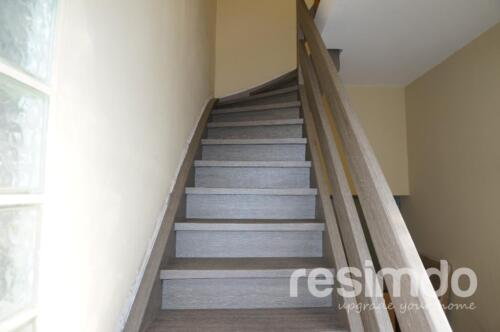 Treppen Verschönern treppen mit baufolien sanieren verschönern hier in bayern