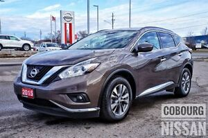 2015 Nissan Murano SV Navi Pano Roof  FREE Delivery