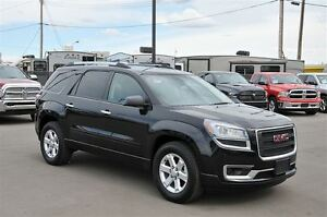 2016 GMC Acadia SLE1 | First Upgrade