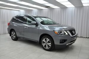 2017 Nissan Pathfinder 3.5SV 4x4 7PASS SUV w/ BLUETOOTH, HEATED