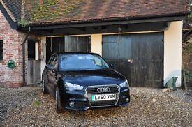2011 Black Audi A1 TFSI SPORT Petrol Manual - Low Mileage