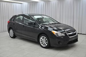 2012 Subaru Impreza AWD 5DR HATCH w/ BLUETOOTH, HTD SEATS, PADDL