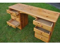 Ducal Pine Dressing Table