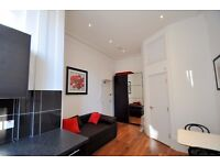 SELF-CONTAINED STUDIO FLAT, NOTTING HILL, MODERN INTERIORS, FURNISHED, KENSINGTON PARK ROAD