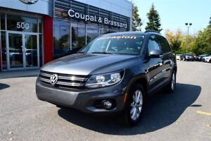 2012 Volkswagen Tiguan HIGHLINE*CUIR*TOIT OUVRANT