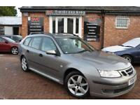 SAAB 9-3 1.9 DTH VECTOR SPORT 5d 150 BHP COMES WITH 12 MONT (grey) 2006
