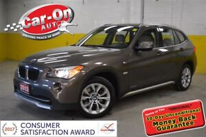 2012 BMW X1 xDrive28i AWD LEATHER PANO ROOF LOADED