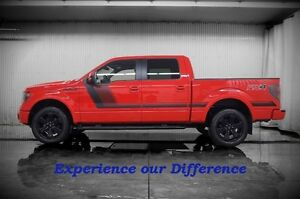 2014 Ford F-150 SUPERCREW FX4 4X4 6.2L