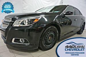 2013 Chevrolet Malibu LTZ*2.0L TURBO*TOIT*CUIR*