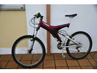 Treck Y22 OCLV Carbon series Mountain bike