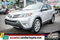 2013 Toyota RAV4 Limited **AWD**CUIR**TOIT**MAGS**