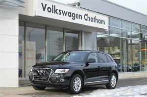 2014 Audi Q5 2.0 Komfort quattro, Heated Leather