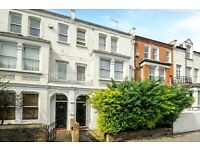 Offering a first floor period two double bedroom apartment, Harwood Road, SW6