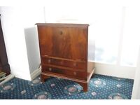 Record (LP) Storage Cabinet in Doncaster. Great Condition.