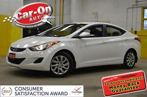 2012 Hyundai Elantra LOADED GLS  Only 36,000 km