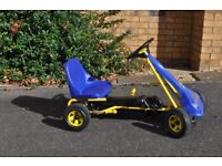 Kettler Kettle Car Go-Cart
