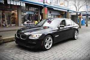 2012 BMW 750i Long-Wheel-Base M-pack X-Drive