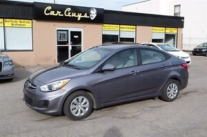 2015 Hyundai Accent GL 1.6L 4CYL, Heated Seats, Bluetooth