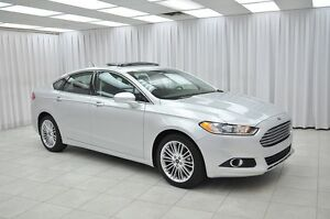 2016 Ford Fusion SE ECOBOOST AWD SEDAN w/ BLUETOOTH, REMOTE STAR