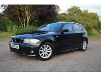 2006 56 BMW 120 D SE 5 Door, Hpi clear, Part ex welcome,