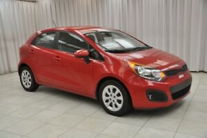 2013 Kia Rio 5 LX GDi 5DR HATCH w/ BLUETOOTH, HEATED SEATS & USB