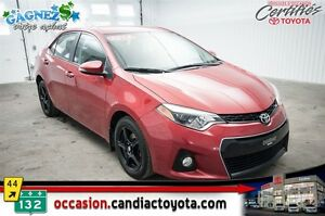 2014 Toyota Corolla S * * AC * PACK ELECTRIQUE *