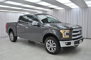 2016 Ford F-150 LARIAT 4x4 FX4 OFFROAD 4DR 5PASS SUPER CREW w/ H
