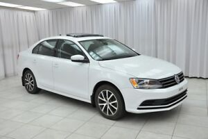 2015 Volkswagen Jetta 1.8L TSi 5SPD SEDAN w/ BLUETOOTH, HEATED S