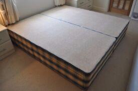 Super-Kingsize Divan Bed Base