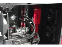 Newly built gaming PC , very powerful, capable of running medium-high settings on most games