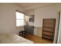 Sefl-contained studio on Kilburn High Road available now £260 pw