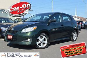2012 Toyota Matrix TOURING SUNROOF ALLOYS