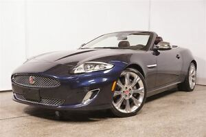 2014 Jaguar XK CONVERTIBLE ( V8 5.0L, CUIR, BOWERS & WILKINS)